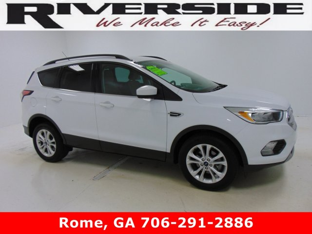 Pre-Owned 2018 Certified Ford Escape SE