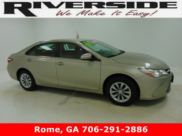Certified Pre Owned 2016 Toyota Camry Le 4dr Car In Rome T5195 Riverside
