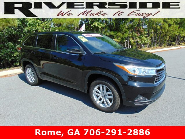 Certified Pre-Owned 2016 Toyota Highlander LE