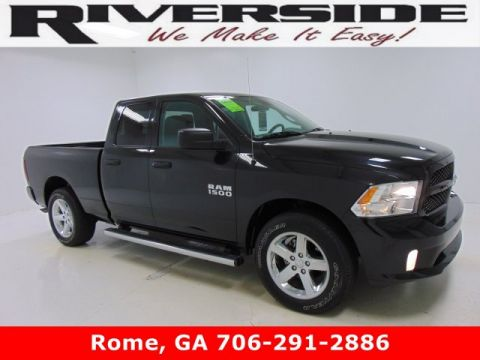 Pre-Owned 2017 Certified Ram 1500 Express