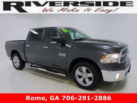Pre-Owned 2016 Certified Ram 1500 Big Horn