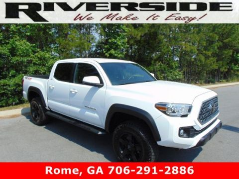 Certified Pre-Owned 2019 Toyota Tacoma 4WD TRD Sport