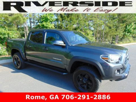 Certified Pre-Owned 2019 Toyota Tacoma 4WD XP TRD Off Road