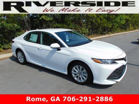 New Toyota Camry in Rome | Riverside Toyota