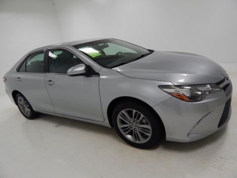 Certified Pre-Owned 2015 Toyota Camry SE