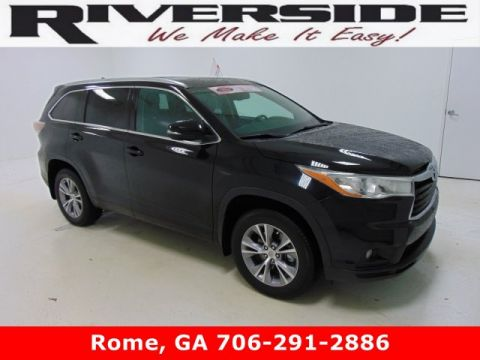 Certified Pre-Owned 2014 Toyota Highlander XLE