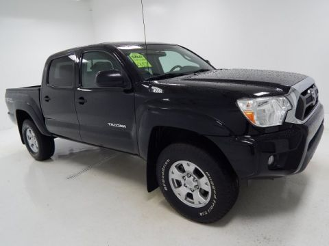Certified Pre-Owned 2015 Toyota Tacoma TRD Off-Road